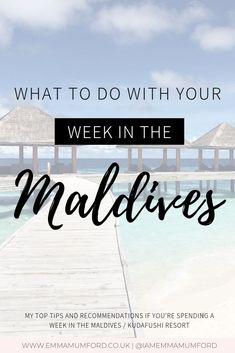 Maldives Beach, Visit Maldives, Maldives Resort, Maldives Travel, Canada Travel, Asia Travel, Cool Places To Visit, Places To Travel, Travel Reviews