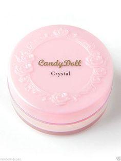 Candy Doll Face Powder Crystal by Tsubasa Masuwaka Makeup Foundation JAPAN