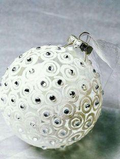Bolas decoradas