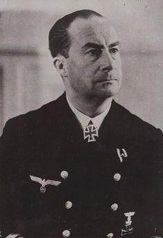 ✠ Kurt Fricke (8 November 1889 – 2 May 1945) Killed during the Battle of Berlin. RK 01.10.1942 Admiral Chef des Stabes der Seekriegsleitung im OKM