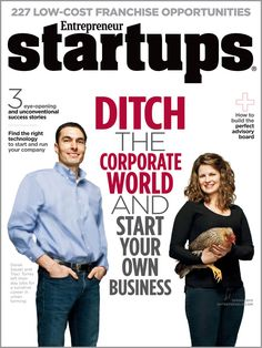 Entrepreneur Startups Magazine: March 2013