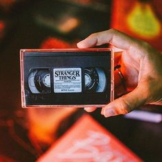 Okay, we're ready to marathon.   Get in the mood with the Stranger Things Soundtrack Vol 1 & 2 on cassette—SKU #43406057! #UOMusic #UOTech