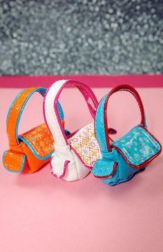 Barbie Louis Vuitton Style Pop Art Bag - MORE COLORS