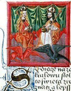 Blanche of Valois was the youngest daughter of Charles of Valois and his third wife Mahaut of Châtillon. She became Queen consort of Germany and Bohemia by her marriage to King and later Holy Roman Emperor Charles IV. Karl Iv, Ottonian, Royal King, Holy Roman Empire, Roman Emperor, European History, 14th Century, Middle Ages, Drake