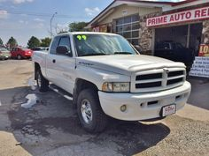 1999 Dodge Ram 1500 Sport | $4995 | Prime Auto Sales - Omaha, NE | (402) 715-4222 #dodge #ramtough #pickemuptruck #4x4 #auto #primeauto #omaha