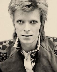 vezzipuss.tumblr.com — David Bowie, Circa 73 ➰