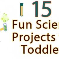 Looking for toddler activities for this summer? Here is your answer! Check out these 15 toddler science projects to keep little hands and minds busy!