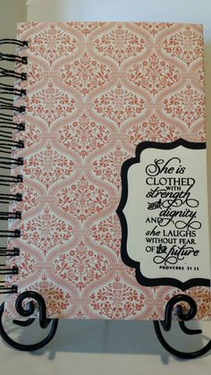 Check out this item in my Etsy shop https://www.etsy.com/listing/241286508/proverbs-3125-christian-prayer-journal