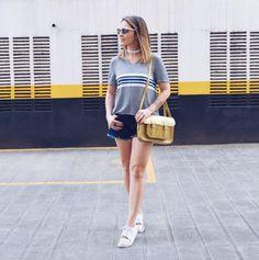 Os meus looks do Instagram  6. Inspirações de looks para o dia a dia! Bolsa  Melissa f9416df04f9