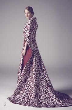 Ashi Studio Haute Couture осень-зима 2014-2015