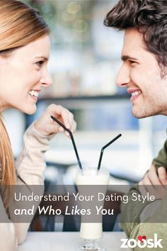 Discover your dating style.  There is no algorithm for love, but Zoosk believes there is one for like. As you use Zoosk, we learn who you like and who likes you back. That way, the more you use Zoosk, the more information we have to help recommend people you may hit it off with!