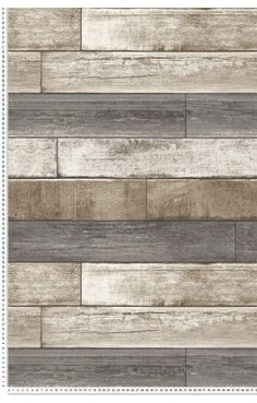 Planches bois taupe - Collection Fabrique de Lutèce