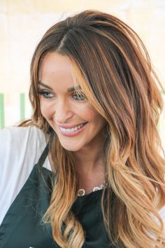 Hair Courtney Bingham - Home Depot Spring Made Simple Garden Party in Los Angeles on April 19, 2014 - Home Depot - Los Angeles, CA, USA  Photo co...