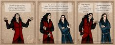 Silmarillion: Unforgiving by aminawolf.deviantart.com on @deviantART