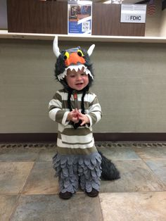 DIY Where the Wild Things Are  Carol  costume  sc 1 st  Pinterest & Wild Thing - Halloween Costume Contest at Costume-Works.com ...