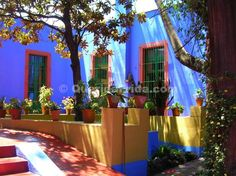 la-casa-azul-museo-frida-kahlo