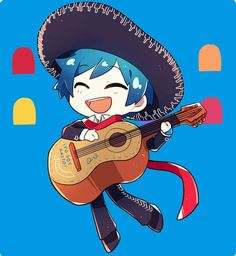 Vocaloid Singers Have the Coolest Character Designs Vocaloid Kaito, Kaito Shion, Anime Mexico, Chibi, Otaku, Pokemon, Mikuo, Neon Genesis Evangelion, Cute Anime Couples