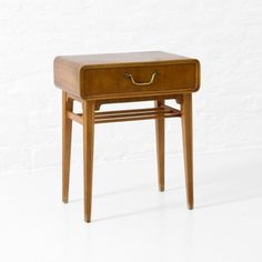 Side Table by Axel Larsson for Bodafors