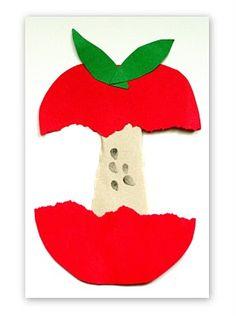 Apple craft - cute