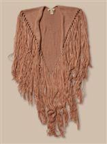 Love scarves w/ fringe