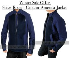 Hurry Up Guys Limited Time Offer Just Only At $99 Steve Rogers Captain America Winter Soldier Jacket For Sale Online Shop Ebay.com !!!   #comic #cosplay #costume #memes #marvel #geek #fashion #fashionlover #fashionstyle #fashionblog #leatherfashion #jacket #sale #onlineshopping #movie #SteveRogers #CaptainAmerica #WinterSoldier #action #hollywood #celebs #stylish #style #winter #wintersale #winterfashion