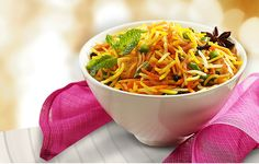 #Hyderabadivegbiryani is famous dish in India,when made by kohinoor #purebasmatirice it gives you finest taste.