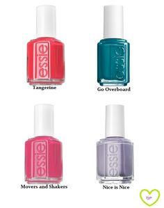summer nail-polish