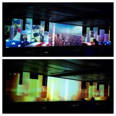 Video mapping Basf