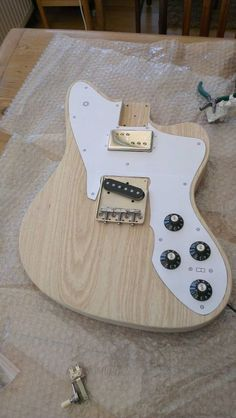 jazzcaster thinline - Google Search