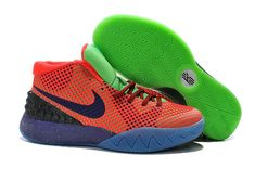 19bf23fcf84f Kyrie 1 Young What The Kyrie Kobe Bright Crimson Tour Yellow Dark Green  Blue Blue Green