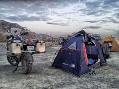 Motorcycle adventure travelling - Make life a ride Gs 1200 Adventure, Adventure Tours, Greatest Adventure, Motorcycle Camping, Camping Gear, Motorcycle Adventure, Camping Water, Motorcycle Touring, Dual Sport