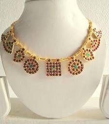 1bf6900a153 Buy BEAUTIFUL UNIQUE TEMPLE JEWEL SET necklace-set online