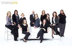 The Carver Team Business portrait (c'est quand même pas passionnant...):