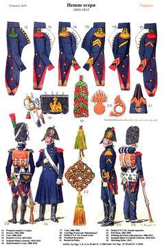 Chasseur a pied 1805-1815 (pl 58) 2