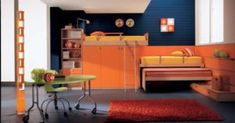 flamboyant-functional-smart-space-saving-orange-hardwood-high-capacity-chest-easy-mobile-dorm-student-room-furniture-delight-curved-top-dark-gray-base-wheeled