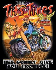 Cartoon Motorcycle Drawing Pin Up 40 Ideas - Motorcycling - Motorrad Motorcycle Posters, Motorcycle Art, Bike Art, Motorcycle Quotes, Big Johnson T Shirts, David Mann Art, Serpieri, Biker Quotes, 3d Fantasy
