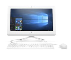 "Hp 20-C022 19.5"" Aio Desktop Intel Celeron J3060 1.6Ghz 4Gb 1Tb Windows 10"