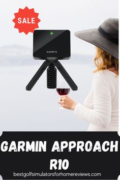 Improve your game with the REVOLUTIONARY Garmin Approach R10 Portable Launch Monitor and Golf Simulator. $599 In stock now. Home Golf Simulator, Golf Simulators, Club Face, New Launch, Price Point, Improve Yourself, Monitor, Product Launch, Indoor