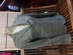 Chaqueta en lana 100%  Marca España  PVP 190'00€