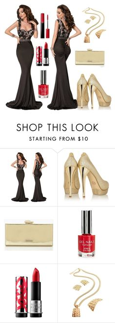 """""""mahmmod"""" by mahmmodhafes on Polyvore featuring MICHAEL Michael Kors, Kate Spade, Topshop, MAKE UP FOR EVER, Yves Saint Laurent and Giorgio Armani"""