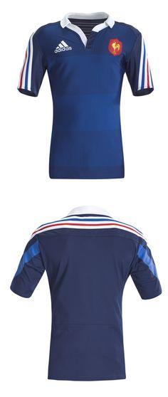 Nouveau maillot domicile du #XVdeFrance ! #Rugby #AllBleus