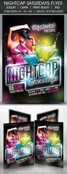 Nightclub or Party PSD Template found here http://graphicriver.net/item/nightcap-saturdays-flyer/4720344