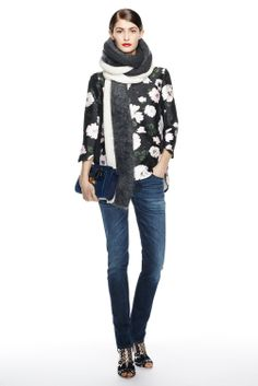 J.Crew women's fall/winter '14 collection.