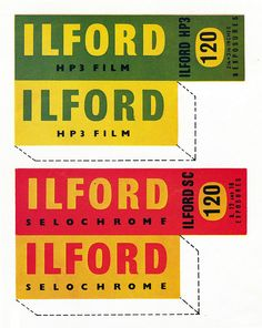 ILFORD Film by Andy Martini, via Flickr
