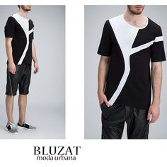 Bored of random and normal t-shirts? Check out our Geometric Lava one. #modaurbana #bluzat #feelgood #summer #ootd #shorts