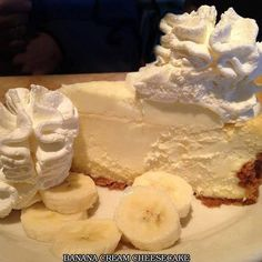 BANANA CREAM CHEESECAKE – Cook and Bless