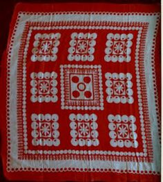 Example of a printed Portugese Lenços, which in the early days were the start of the modern day khanga, which is also known as a leso. Book Making, Christmas Sweaters, African, Blanket, Crochet, Prints, How To Make, Fabrics, Textiles