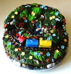 Zum Kindergeburtstag Cake Art, Birthday Cake, Desserts, Food, Birthday, Cakes, Kids, Birthday Cakes, Meal