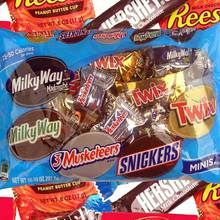 All Time Great M&M's Minis Mix Treat Size Mini Chocolate Candy Bars - 10.50 Oz