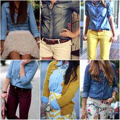 LA PRINCIPESSA: denim jeans